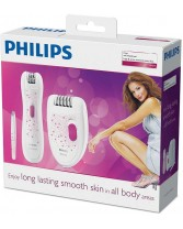 Epilator  PHILIPS HP6549