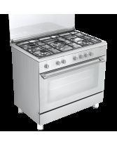 Standalone cooker BOMPANI BO647JC/N