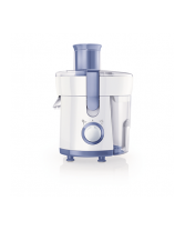 Juicer PHILIPS HR1811