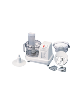 Food Processor PANASONIC MX-5086MWTX