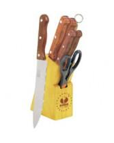 KNIFE SET  BEKKER BK-145
