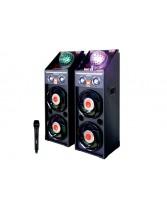 Hi-Fi System GEEPAS GMS8444BT
