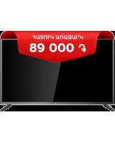 Հեռուստացույց  HAIER LE32K6000S