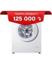 WASHING MACHINE   HAIER HW60-1010AN