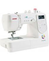 Швейная машина  JANOME M100QDC