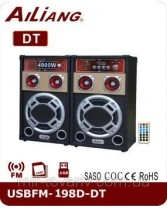 Hi-Fi System  AILIANG USBFM-198D-DT
