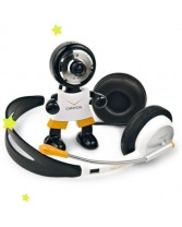 HEADSET+WEBCAM CANYON CNR-CP8