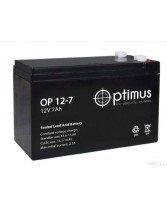 BATTERY FOR UPS OPTIMUS OP1207