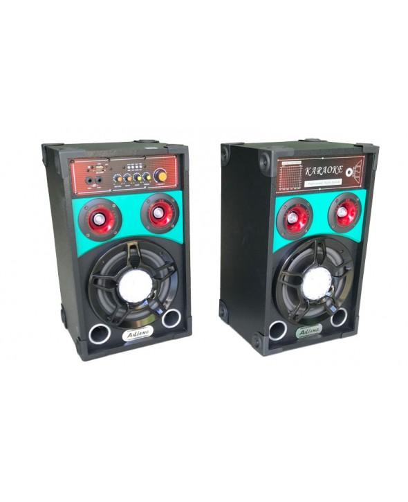 Բարձրախոս AILIANG USBFM-198F-DT