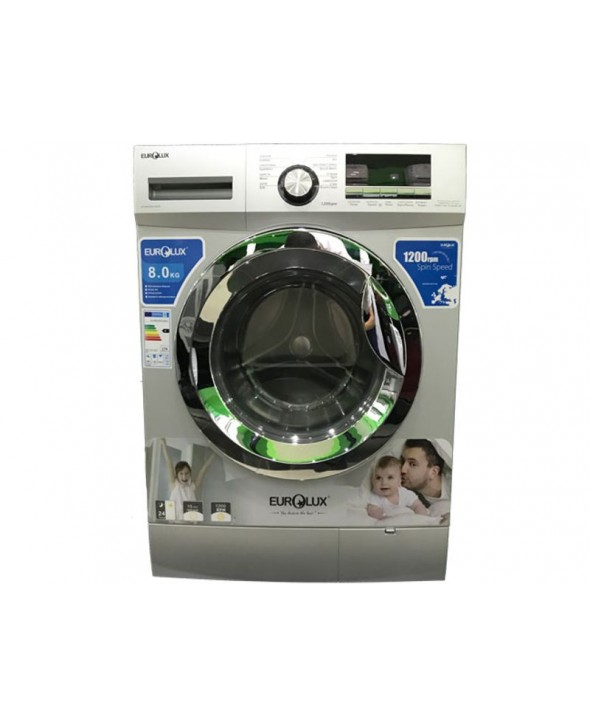 Washing machine EUROLUX EU-WM1267X-8AES