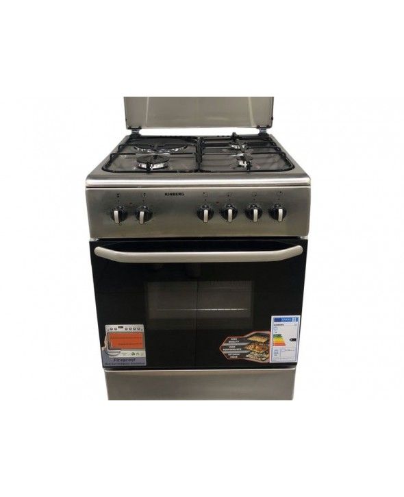 Standalone cooker KINBERG 6060X
